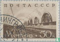 Uitbreiding metro in Moskou