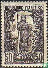 Bakalois woman