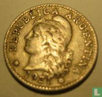 Argentinië 5 centavos 1921