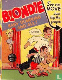 Blondie baby dumpling and all