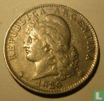 Argentinië 20 centavos 1929