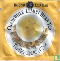 Chamomile Lemon Herb Tea