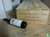 Chateau Cap Leon Veyrin 1978 cru bourgeois