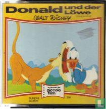 Donald und der Löwe