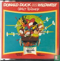 Donald Duck geht nach Wildwest