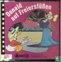 Donald auf Freiersfüßen