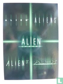 First Time Ever! All Four Alien Films!