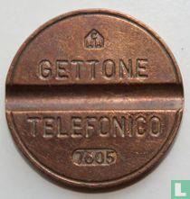 Gettone Telefonico 7605 (CMM)
