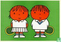 Voor het Kind - Tennisers