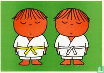 Voor het Kind - Judoka's