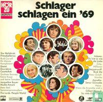 Schlager schlagen ein '69
