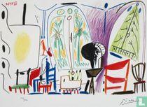 Californie, Atelier 08.11.1955 - VI