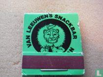 van Leeuwen's Snackbar Kalfjeslaan