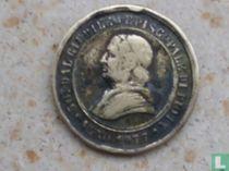 Paus Pius IX  1877 > Afd. Penningen