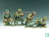 MG42 Gun Group (waffen SS)