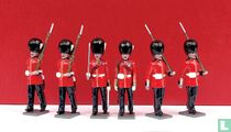 The Grenadier Guards, 1895