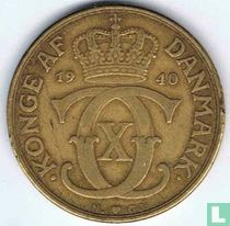 Denemarken 2 kronen 1940