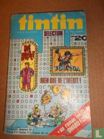Tintin selection 20