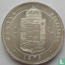Hongarije 1 forint 1879