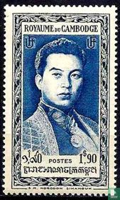 Koning Norodom Sihanuk