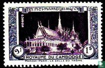 Phnom Penli, troonzaal