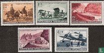 100 jaar Postvervoer