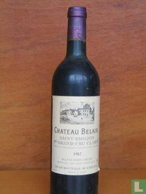 Chateau Belair 1982