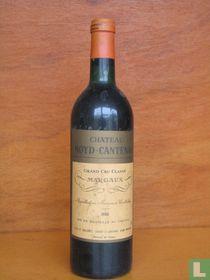 Chateau Boyd-Cantenac 1980