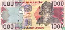 Sierra Leone 1.000 Leones 2006