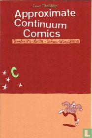 Approximate continuum comics 1