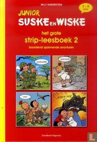 Het grote strip-leesboek 2