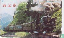 Steam Train C58363