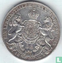 Hannover 1 thaler 1866