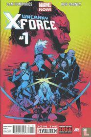 Uncanny X-Force 1