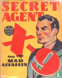 Secret Agent X-9 and the Mad Assassin