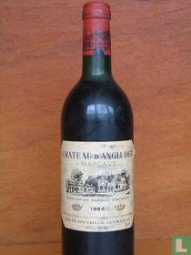 Chateau d'Angludet 1984