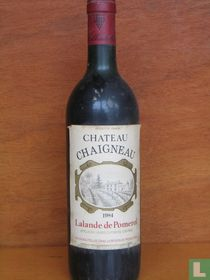 Chateau Chaigneau 1984