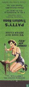 Pin up 40 ies Fixin her drawers