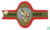 Porceleinen paard (Ming-Dynastie) (1368-1644)