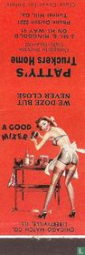 Pin up 40 ies A good mixer