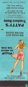 Pin up 40 ies Who will second the motion