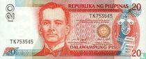 Filipijnen 20 Piso 1999 P182c2