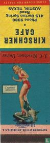 Pin up 40 ies A pleasing discovery
