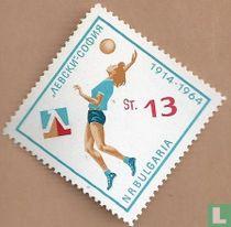 50 jaar sportvereniging Levski