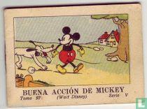Buena Accion de Mickey
