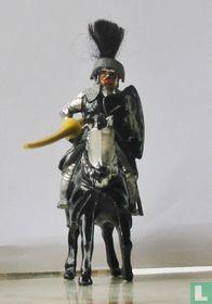 Sir Mordred Mounted
