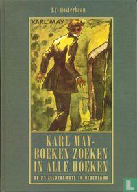Karl May boeken zoeken in alle hoeken