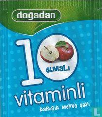 10 vitaminli elmali