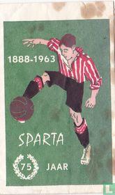 Sparta 75 jaar