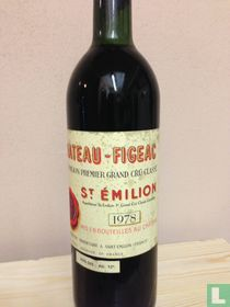 Château Figeac, 1978, 1 fles